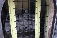 Ochranná mreža na dverách